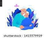 medical insurance template ... | Shutterstock .eps vector #1415579939