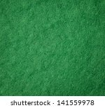 Green Felt Fabric For Background