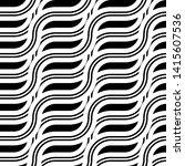design seamless monochrome... | Shutterstock .eps vector #1415607536