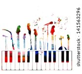Colorful Music Instruments...
