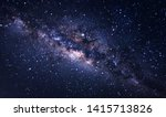 abstract milky way galaxy for...   Shutterstock . vector #1415713826
