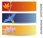 abstract vector background... | Shutterstock .eps vector #141576208