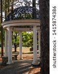 Outdoor pavilion at University North Carolina Wilmington
