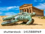Temple Of Concordia And The...