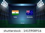 India Vs Australia Cricket...