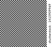 checkered geometric vector... | Shutterstock .eps vector #1415909969