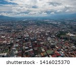 beautiful aerial view of the... | Shutterstock . vector #1416025370