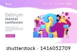 self management  life coaching. ... | Shutterstock .eps vector #1416052709