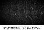 rhombus pattern with rough... | Shutterstock . vector #1416159923