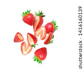 The Composition Of Strawberries ...