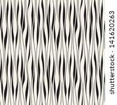 seamless wavy pattern.... | Shutterstock .eps vector #141620263