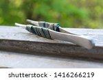 metal tweezers tool for... | Shutterstock . vector #1416266219