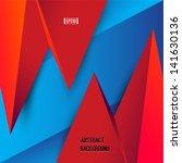 abstract background. modern...   Shutterstock .eps vector #141630136