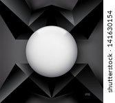 abstract background. vector... | Shutterstock .eps vector #141630154