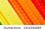 geometric design. colorful... | Shutterstock .eps vector #1416346889