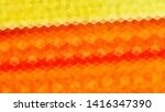 geometric design. colorful... | Shutterstock .eps vector #1416347390