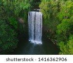Milla Millaa Falls Waterfall I...