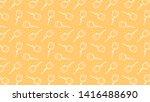 marshmallow symbol. marshmallow ... | Shutterstock .eps vector #1416488690
