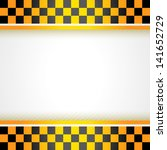 cab background square....   Shutterstock . vector #141652729