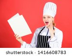 cooking food and culinary as...   Shutterstock . vector #1416608783