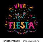 Fiesta Sign  Emblem  Logo....