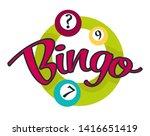 gambling casino club isolated...   Shutterstock .eps vector #1416651419