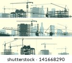vector horizontal banner of...