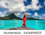 Bora Bora Island Luxury Resort...