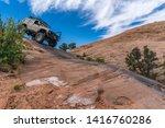 Near Moab  Utah  Usa   5 26 17...