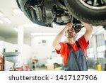 car service  repair ... | Shutterstock . vector #1417127906