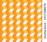 the geometric pattern. graphic... | Shutterstock .eps vector #1417288070