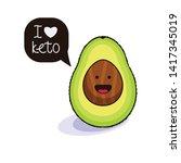 color vector illustration of... | Shutterstock .eps vector #1417345019