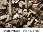Oak Wooden Chips For Smoked