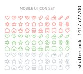 vector illustration of mobile...