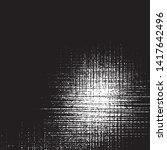 grunge crosshatch spotlight...   Shutterstock .eps vector #1417642496