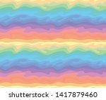 seamless pattern with abstract... | Shutterstock .eps vector #1417879460