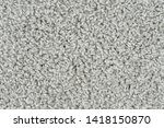white natural fleece carpet... | Shutterstock . vector #1418150870