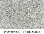 white natural fleece carpet... | Shutterstock . vector #1418150876