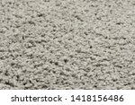 white natural fleece carpet... | Shutterstock . vector #1418156486