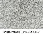 white natural fleece carpet... | Shutterstock . vector #1418156510