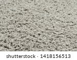 white natural fleece carpet... | Shutterstock . vector #1418156513