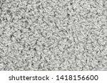 white natural fleece carpet... | Shutterstock . vector #1418156600