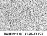 white natural fleece carpet... | Shutterstock . vector #1418156603