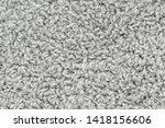 white natural fleece carpet... | Shutterstock . vector #1418156606