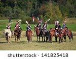 borodino  moscow region  ... | Shutterstock . vector #141825418