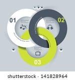 user interface template. vector ...