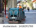 sydney  australia   january 31  ... | Shutterstock . vector #1418291783