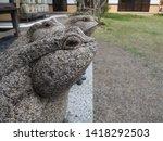 Japanese Shinto Landscape. Thi...