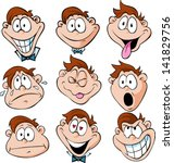 Man Emotions    Illustration Of ...
