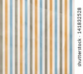 soft color paper striped texture | Shutterstock . vector #141832528
